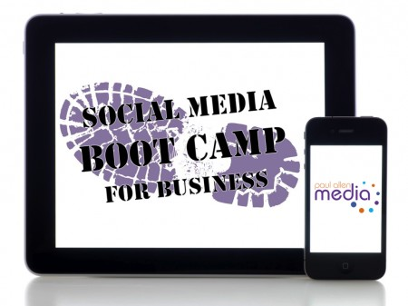 social media boot camp ipad logo